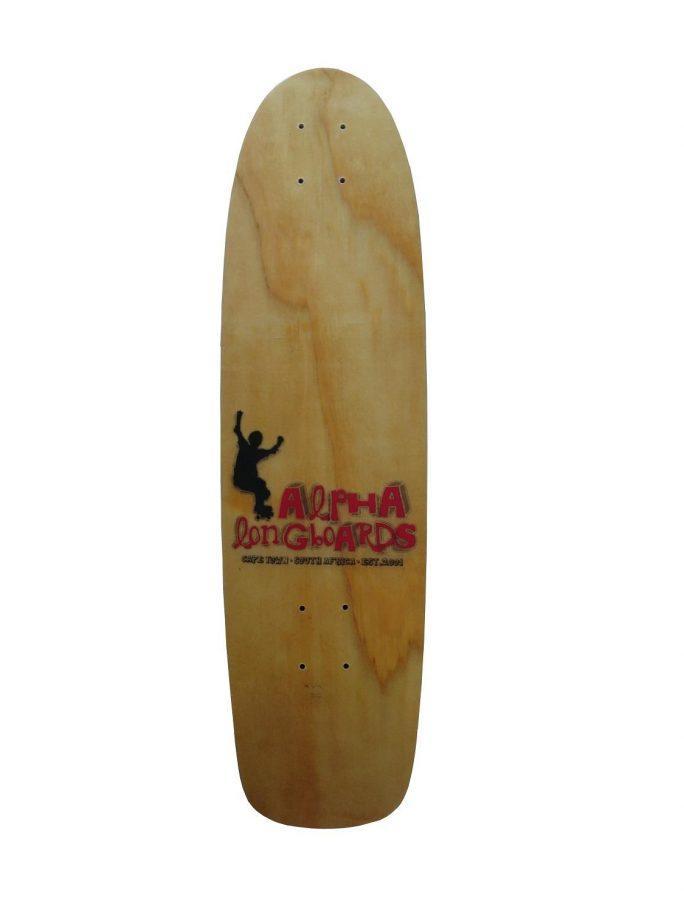 Alpha Longboards Weaver