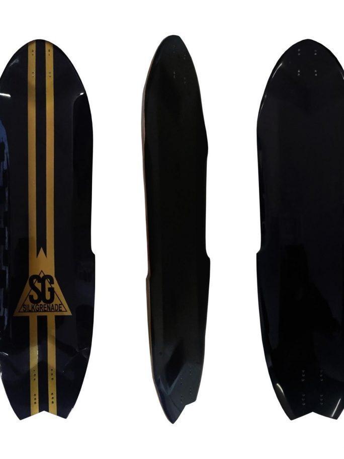 Silkgrenade Arrowhead