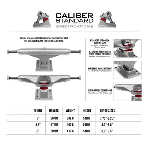 Caliber Standards 136mm