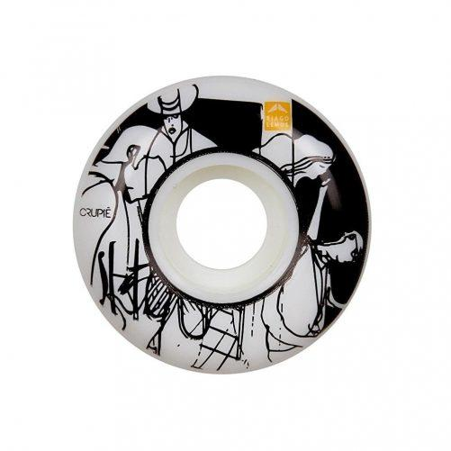 Crupie Will Barras X Tiago Lemos Signature Wheel