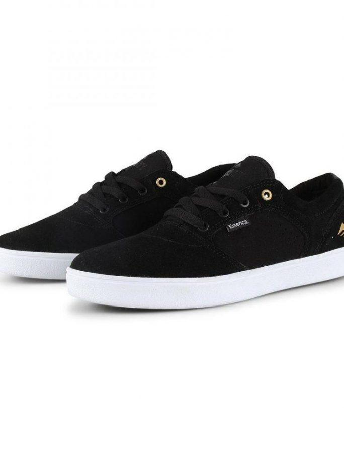 Emerica Figgy Dose Black White Gold