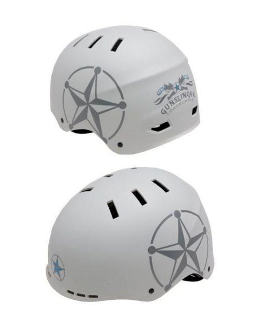 Gunslinger Helmet White