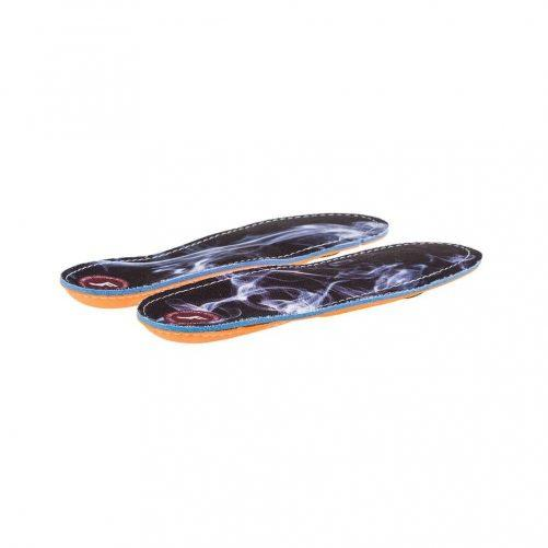 Footprint Kingfoam Orthotic Insoles Smoke