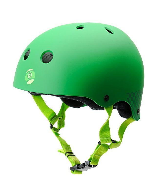 Sector 9 Foundation Helmet Green
