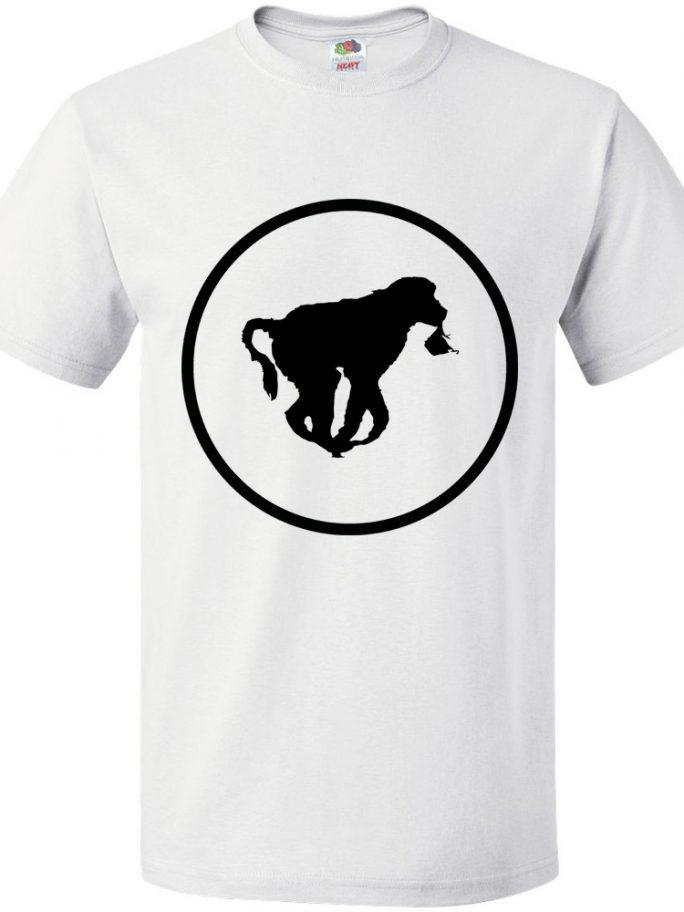 Baboon Classic White T-Shirt