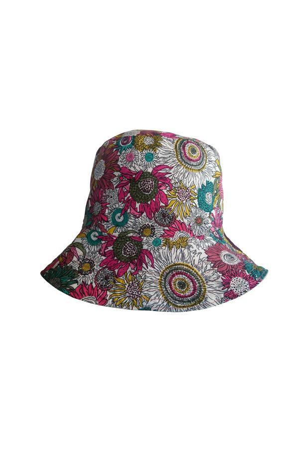 Coldwash Bucket Hat PBN Floral